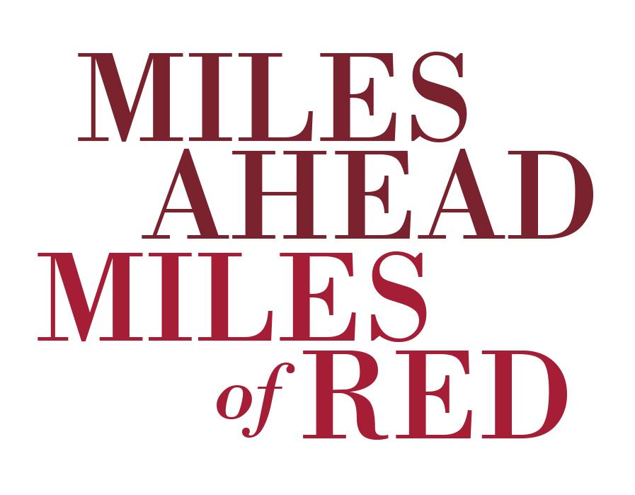 Miles Ahead Miles of Red Type.jpg