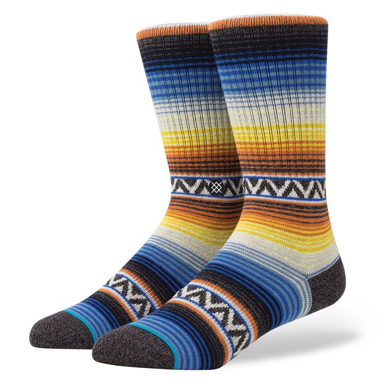 Men's beach blanket style from Stance