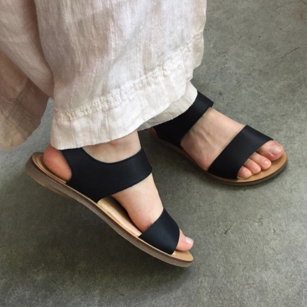 Tulip sandal from El Naturalista at our Mississippi Avenue location.