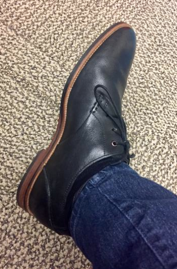 Clarks Broyd Walk Dress Shoe