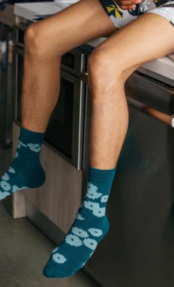 Richer Poorer Classic Crew Socks