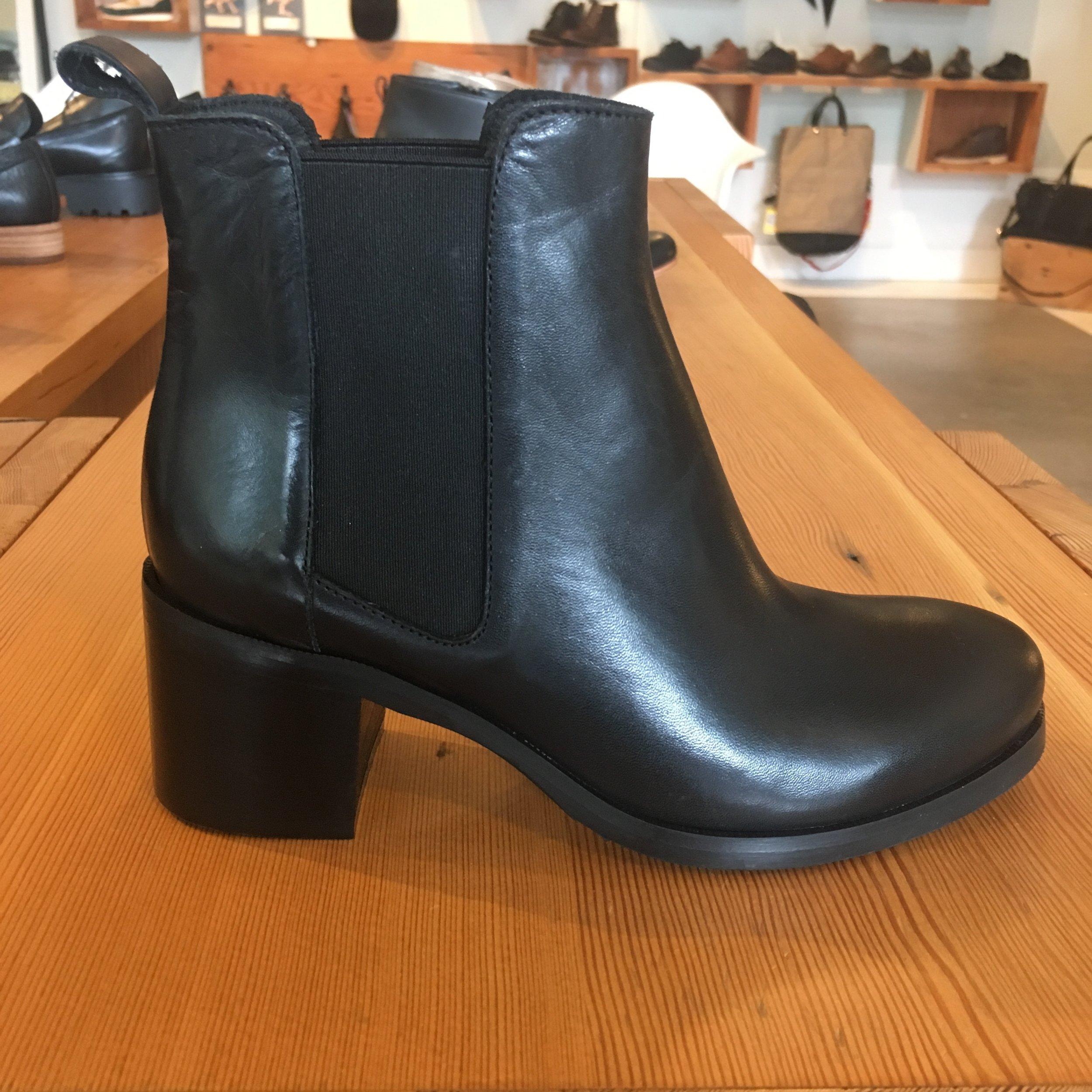 Cordani Bryn Ankle Boot, in black, $295.00