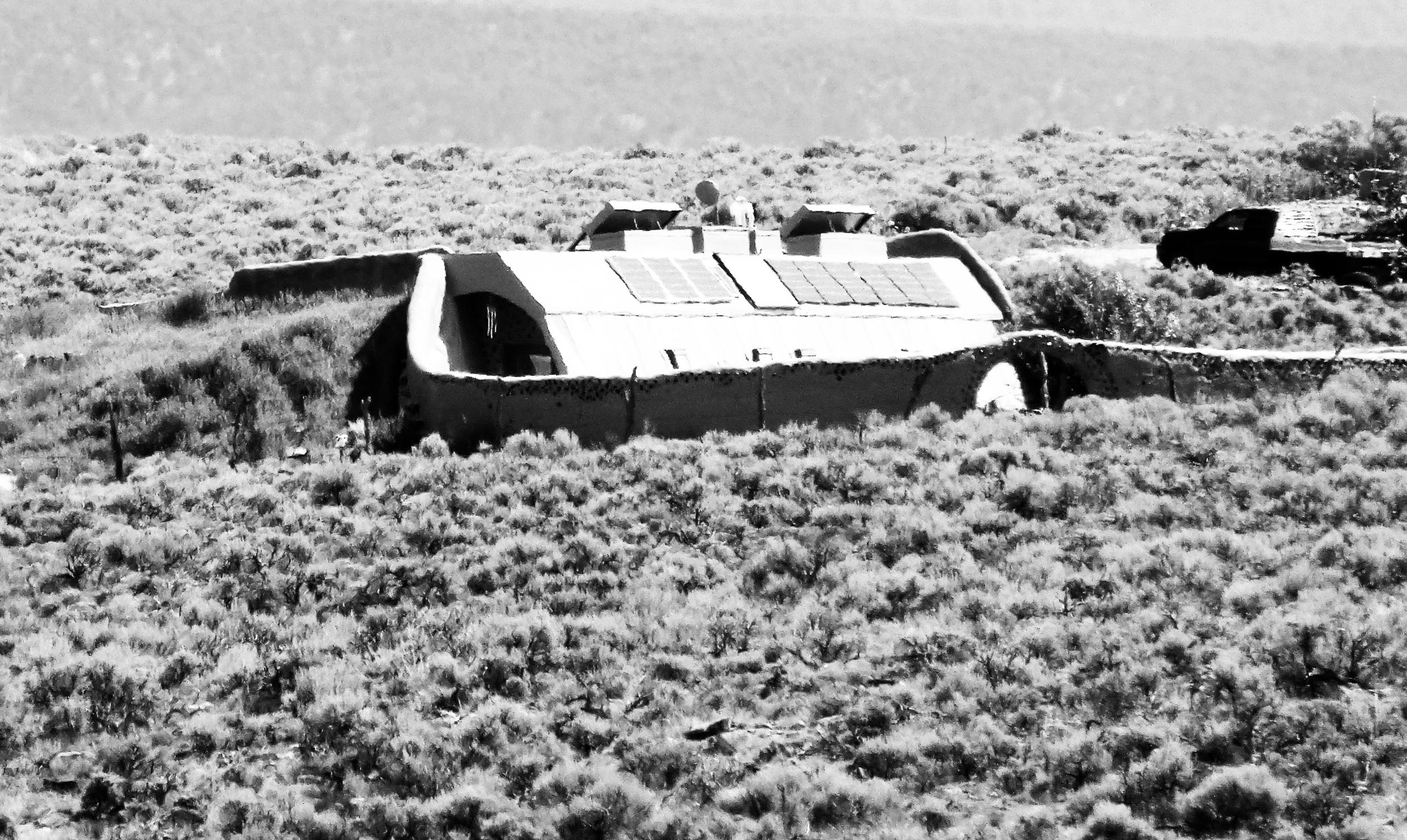 53. Earthship in landscape_P1120221_bwF400.jpg