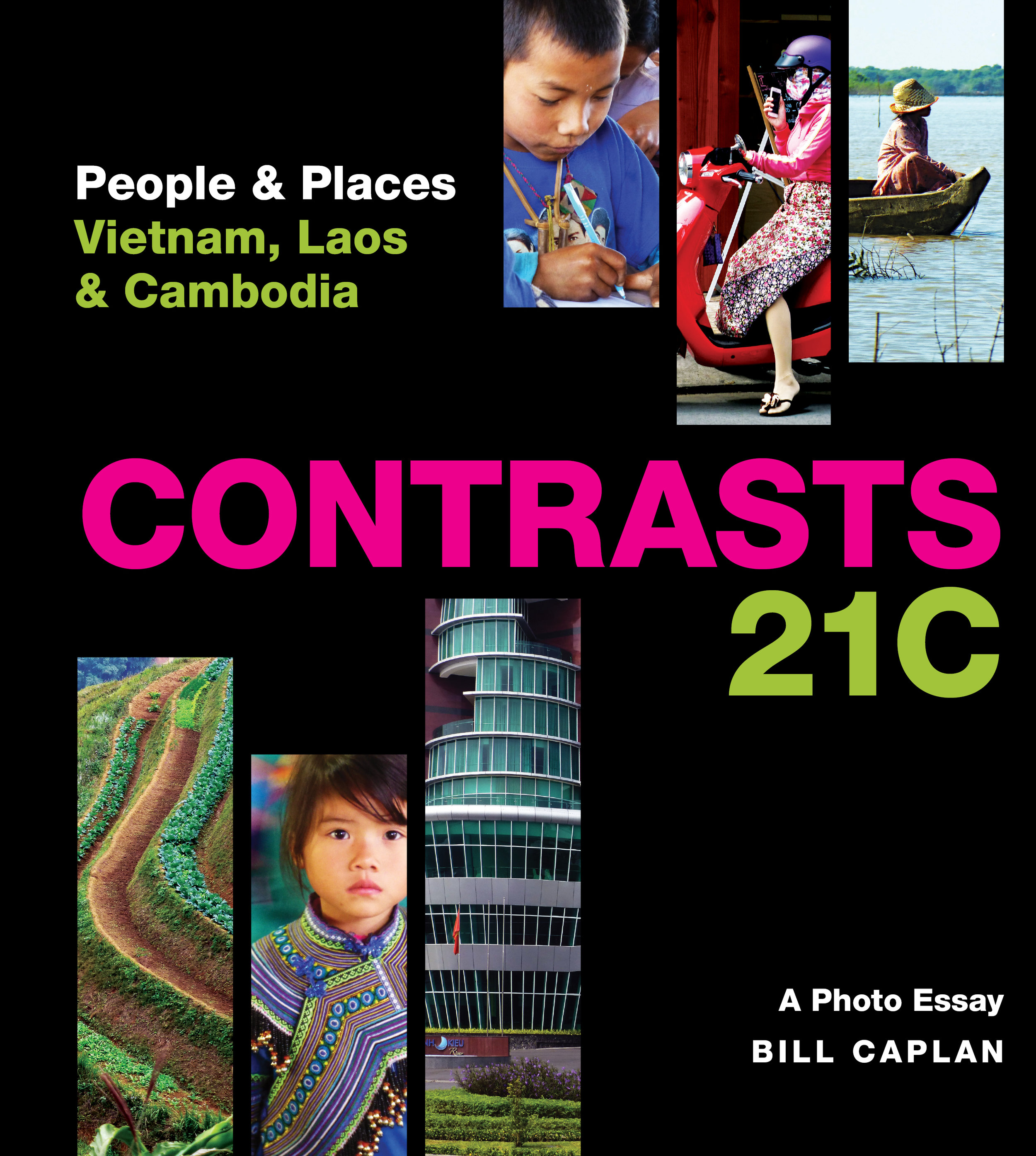 Bill Caplan's evocative photography transports the reader into distant locales in Vietnam, Laos and Cambodia to unveil the incredible contrasts between rural and city life still present in this 21st century. Addressing the cultural diversity of this region and its challenges, it draws attention to the conflicts between self-sufficiency and sustainability in an admixture of ancient tradition and present-day reality. Beautifully expressed in full color with descriptive text. -