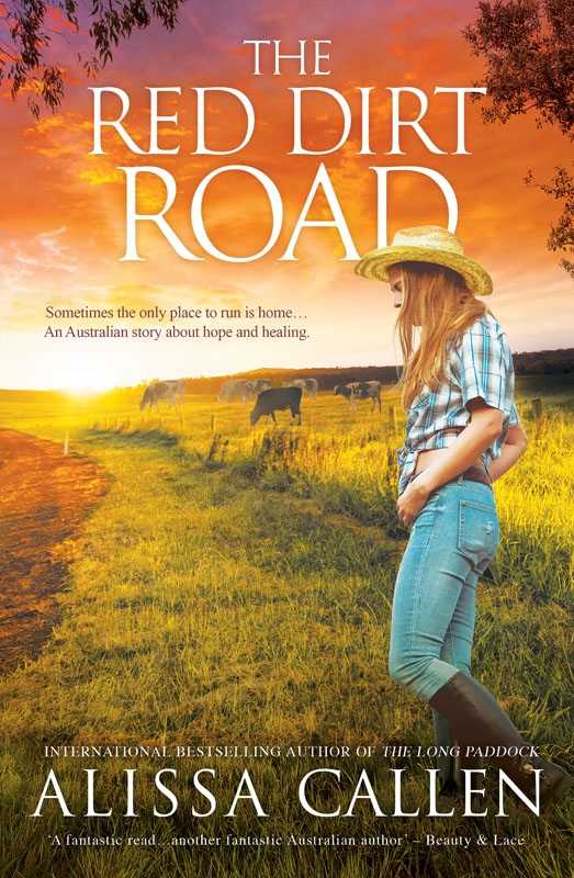 Alissa Callen - The Red Dirt Road.jpg