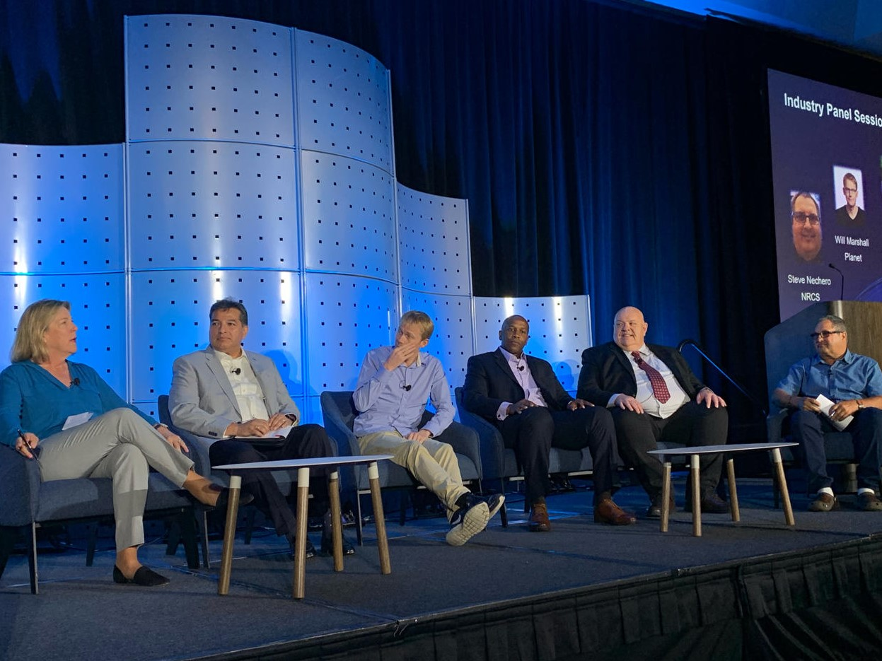 2019 Esri Energy Summit Panel