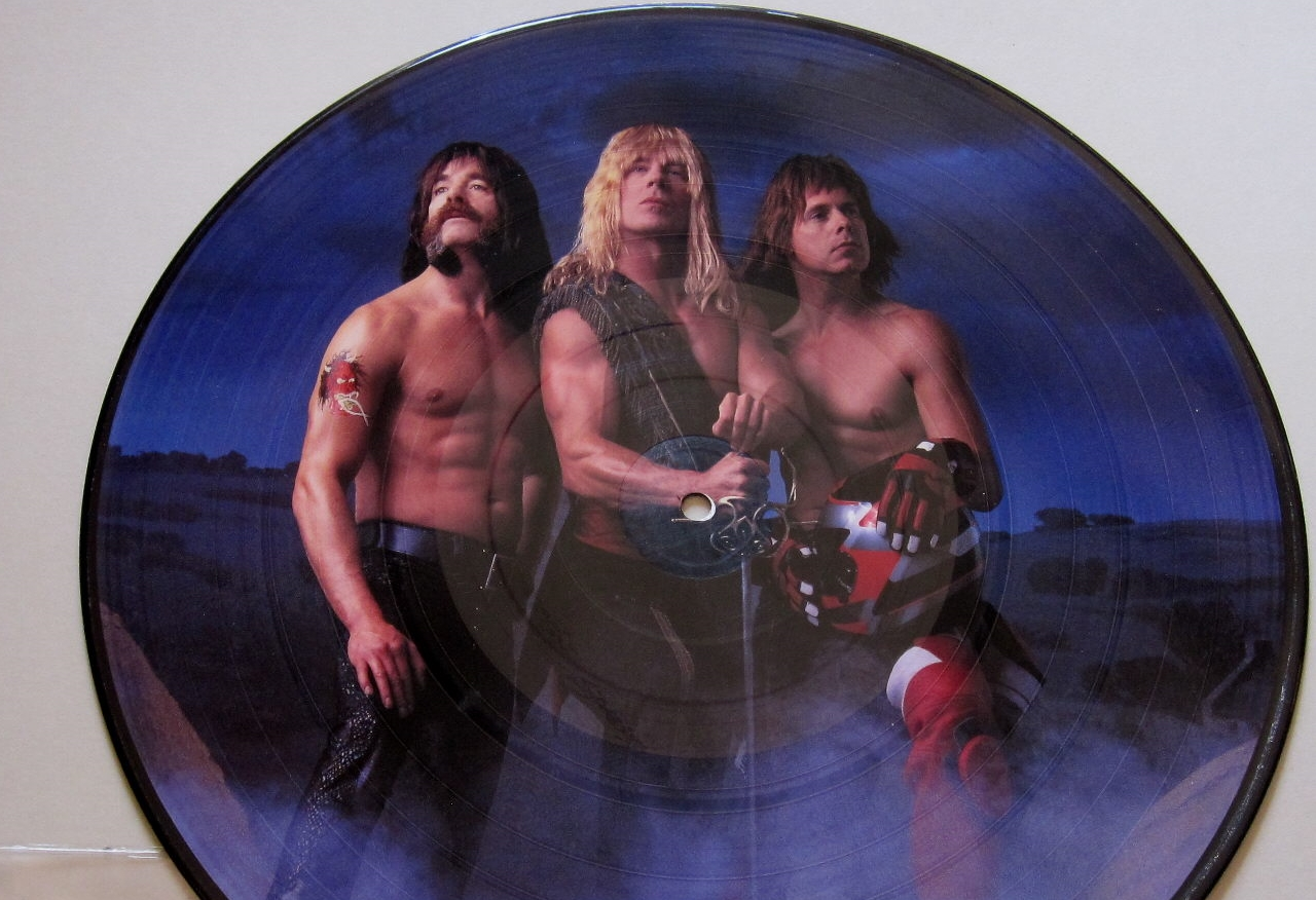 Picture this: Spinal Tap's Break Like the Wind