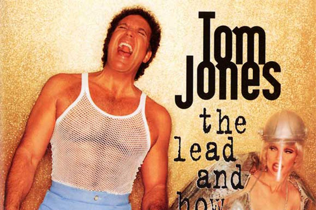 What if Tom Jones sang Katy Perry's I Kissed A Bloke and he liked it?