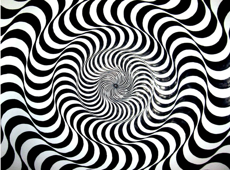 From Terry Riley ... to Bridget Riley