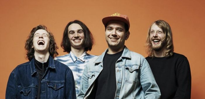 Manchester's upbeat crowd pleasers Spring King