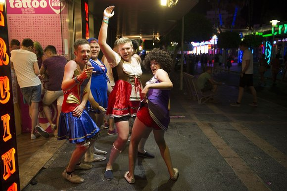 Maidens of Magaluf