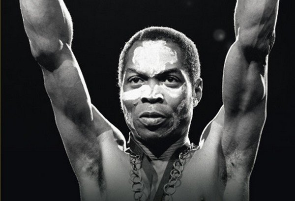 Kuti. That's the Fela