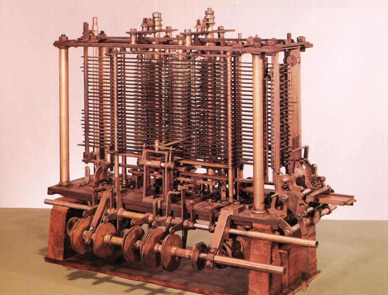 Ada Lovelace made all the difference by working with Charles Baggage on conceptual engines