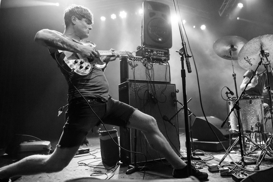 John Dwyer of Thee Oh Sees stretches live music to a new level