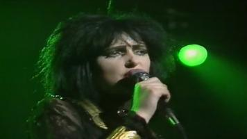 Siouxsie's verdant moment