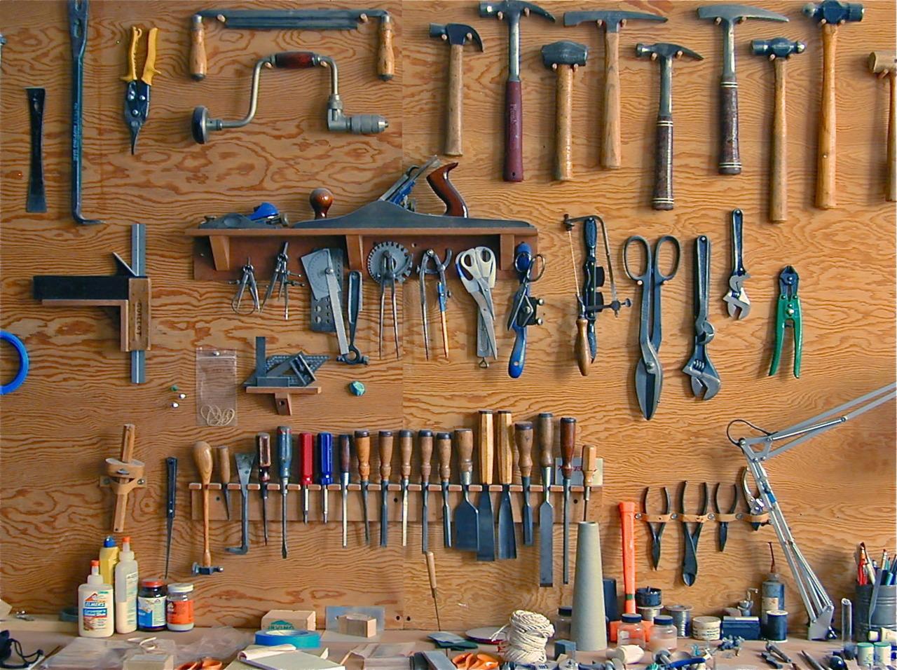 If I had a hammer ...
