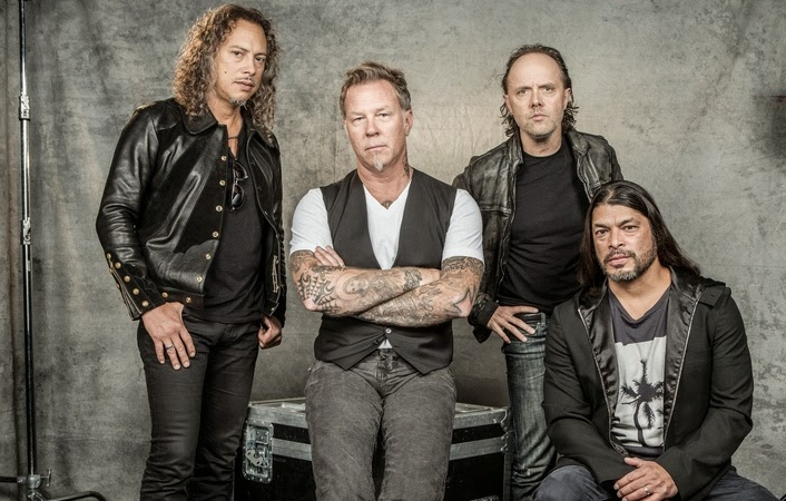 The US and the rest of the world might be hardwired to self-destruct, but what about Metallica?