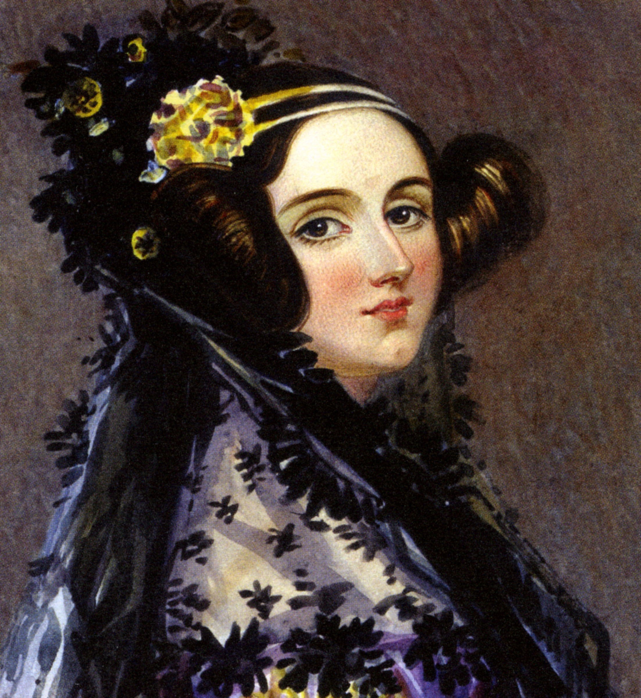 Ada Lovelace. The original computer genius