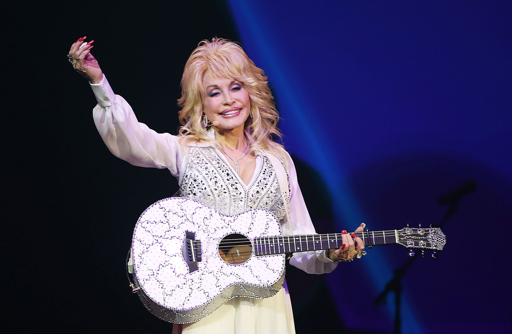 Be positive. Be more Dolly?