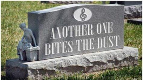 Tasteless, but musical.
