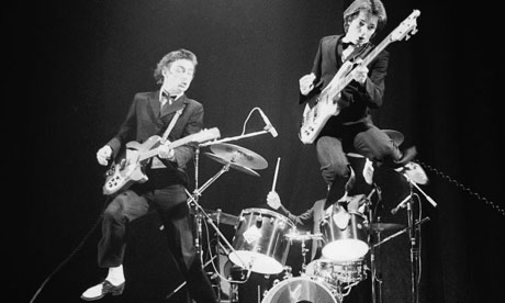 The Jam. Now that  really is  entertainment …