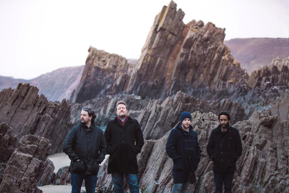 Uplifting rock? Elbow are back with a distinctly upbeat and experimental album, but without their drummer.
