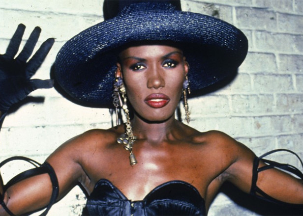 The first, the last, or has Grace Jones simply done it again?