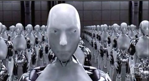 I, Robot. But who is 'the one'?