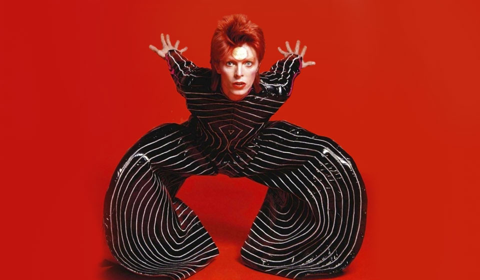 Jump, they say. But where next? David Bowie