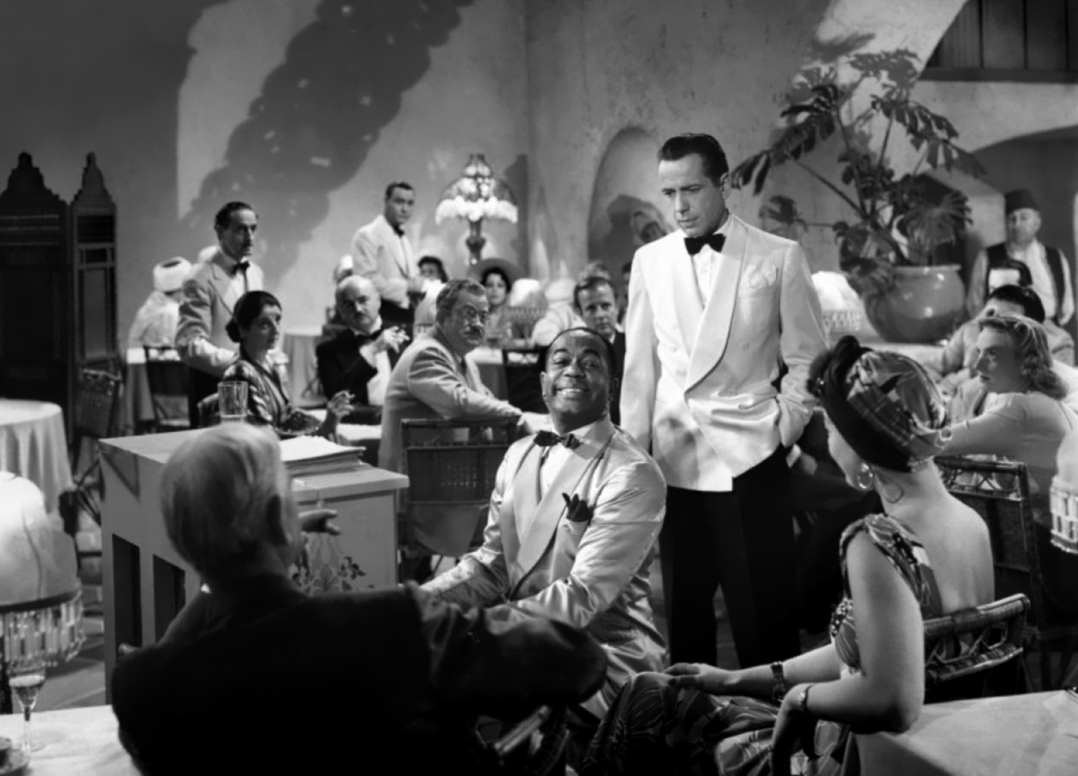 You must remember this ... Casablanca