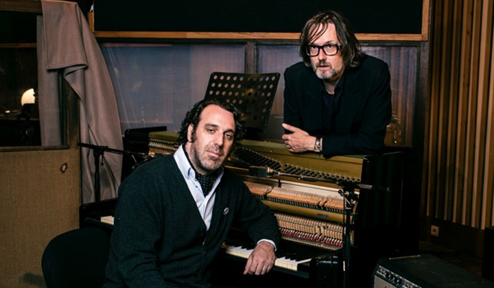 Chilly Gonzales and Jarvis Cocker