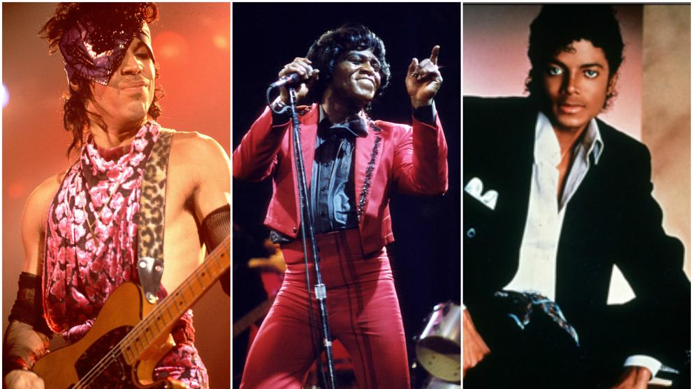 Prince, Godfather and King. Three funky greats, among others …