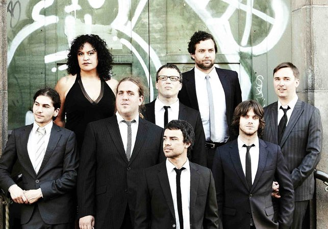 Melbourne's The Bamboos