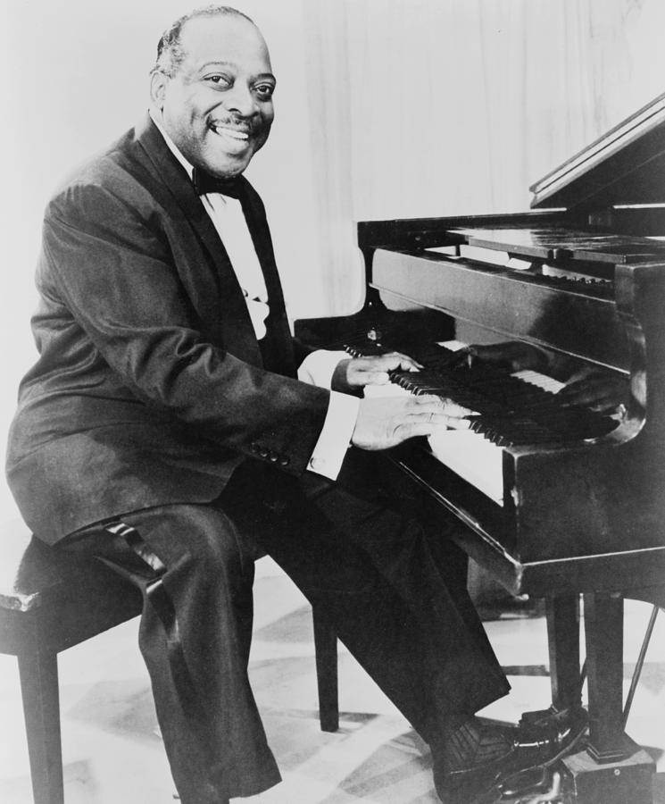 Silky smooth: Count Basie