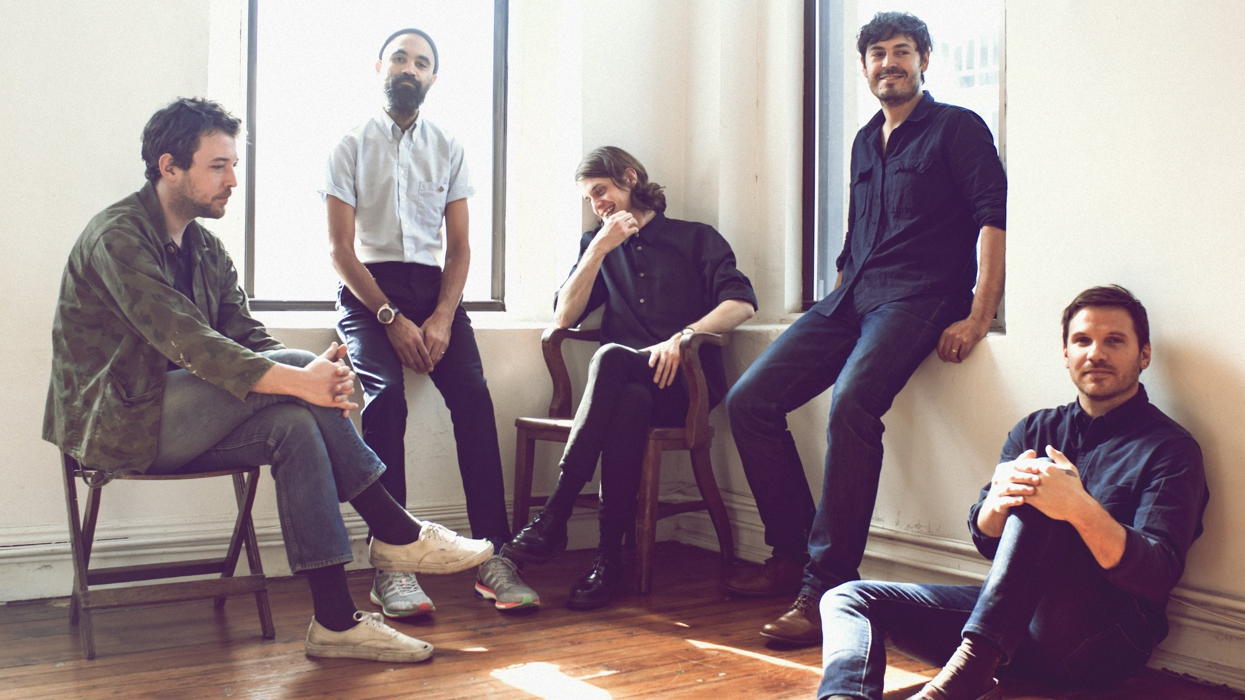 Fleet Foxes' remaining five return with a new album