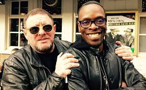 Black Grape are back after 20 years: Shaun Ryder and Kermit