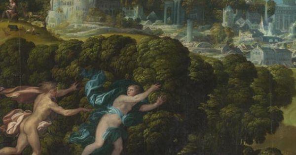 The Death of Eurydice by Nicolò dell'Abate
