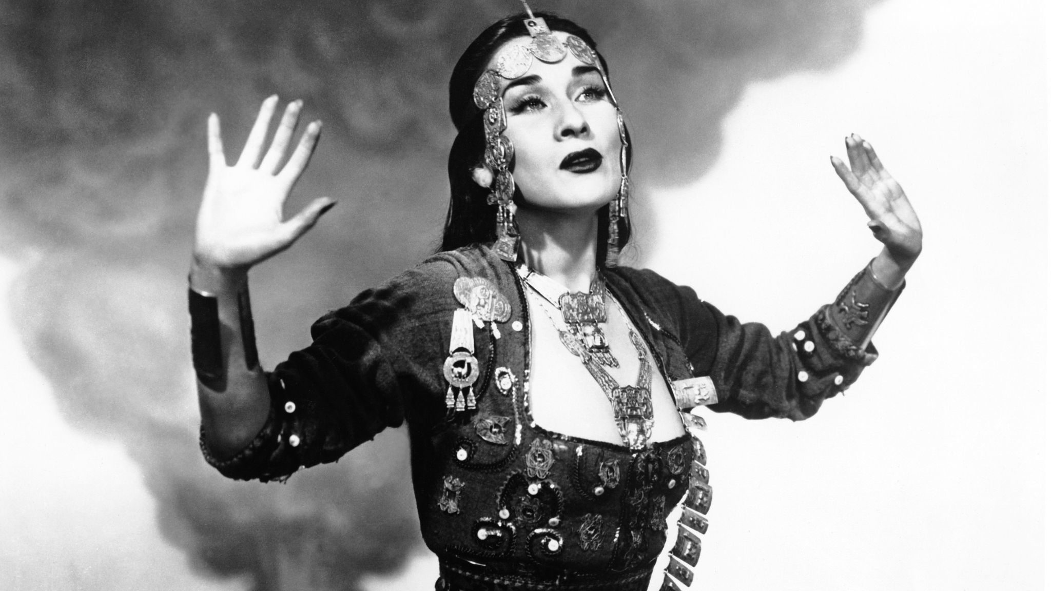Can anyone soar higher than Yma Sumac?