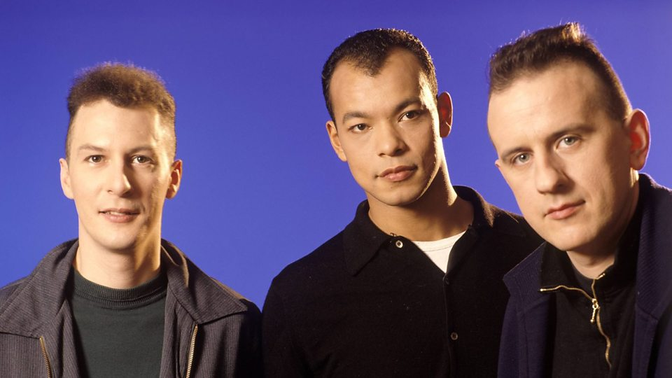 Fine Young Cannibals c. 1985