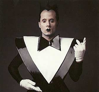 Klaus Nomi, was, among many other things, a big influence on David Bowie