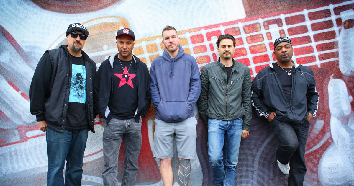Prophets of Rage - a protest supergroup