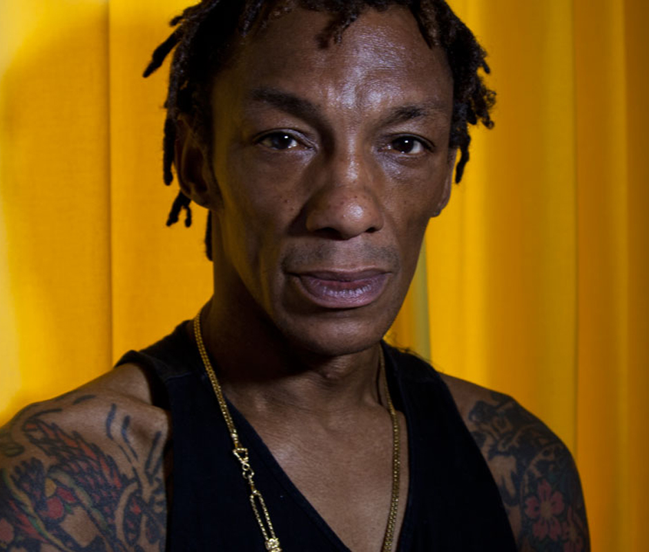 Adrian Thaws, better known as Tricky