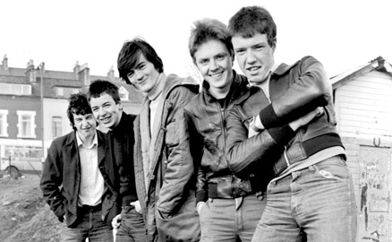 Good call … the Undertones are requesting you to pick up the phone.