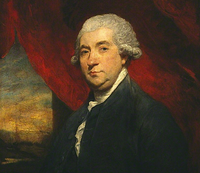 James Boswell. The biographer and man of letters helps draft this week's list of canticles … Portrait: Sir Joshua Reynolds