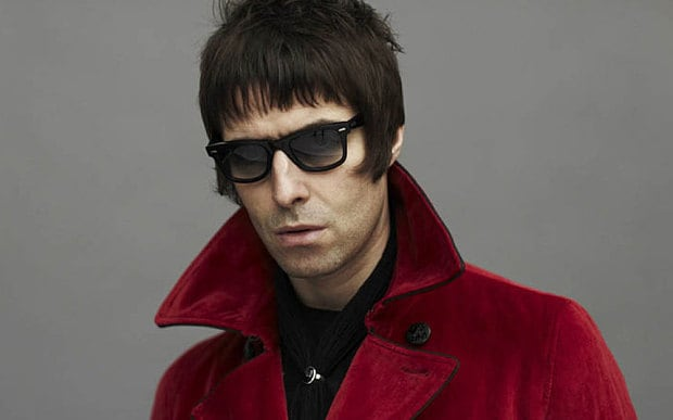 Liam Gallagher: charm offensive