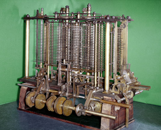 Every home should have had one? Babbage and Lovelace's Analytical Engine, making a difference
