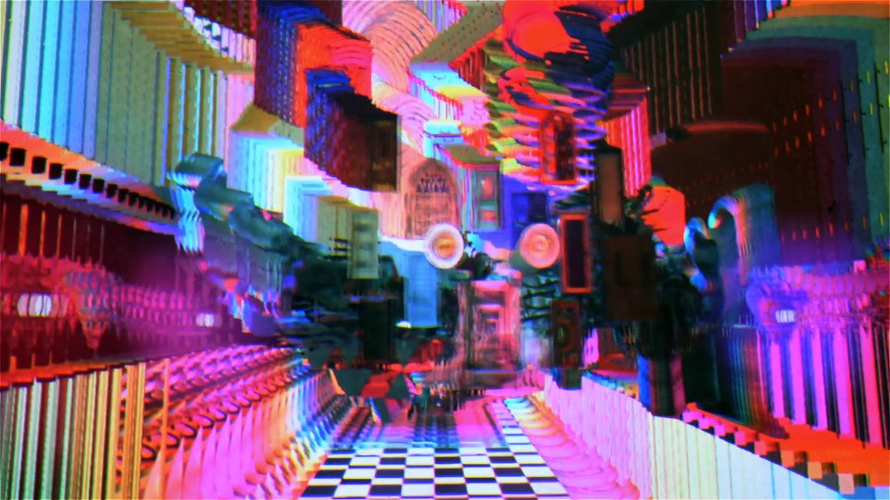 Multi-dimensional life: from Unknown Mortal Orchestra's Multi-Love video