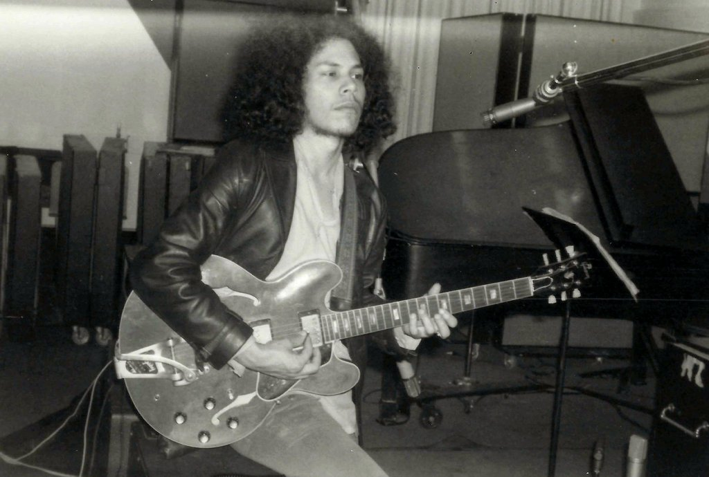 Shuggie Otis in his days as teenage prodigy. He is now 63 and still going strong