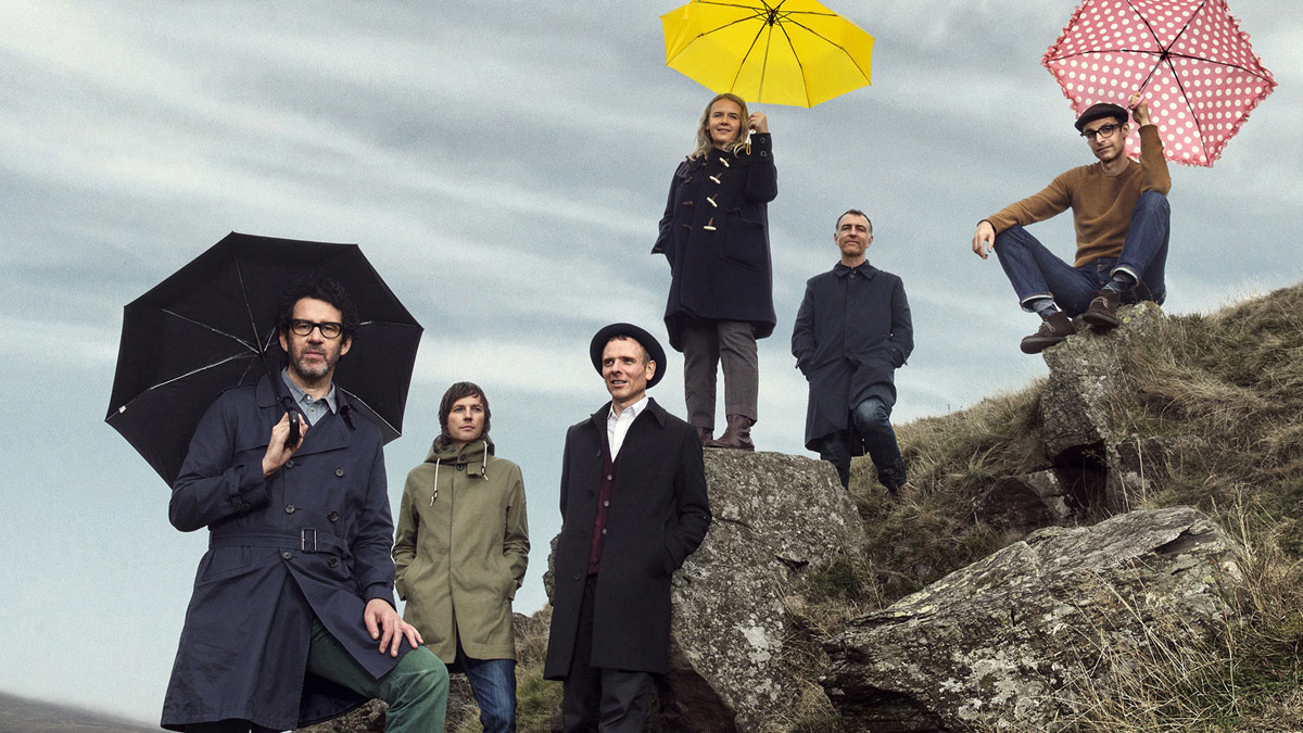 Belle and Sebastian … tackling problems with a series of new EPs