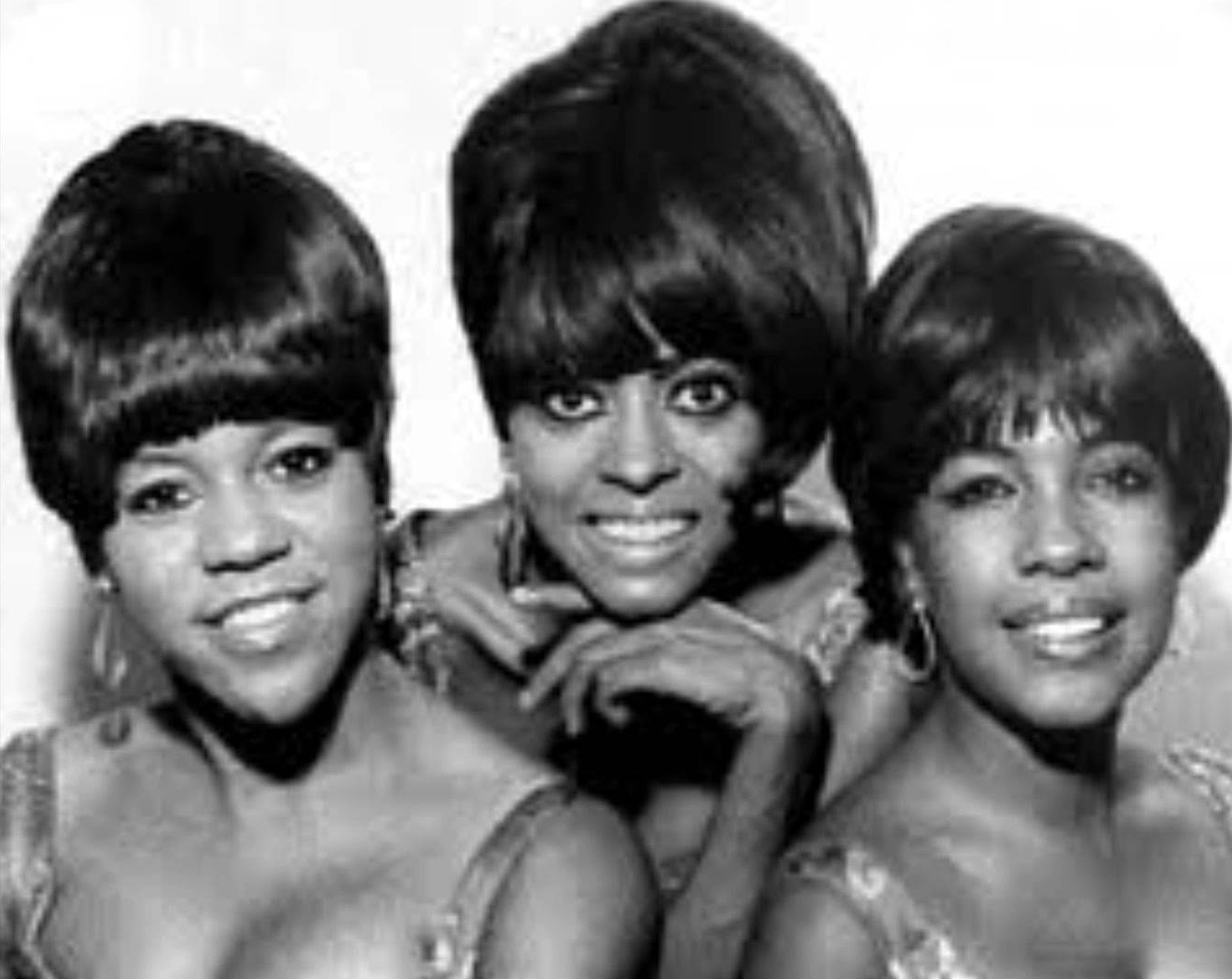 The Primettes, so good at singing for others, they became … The Supremes, but who backed them up?